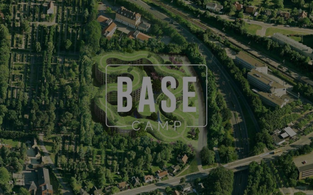 Official construction start on Basecamp Lyngby