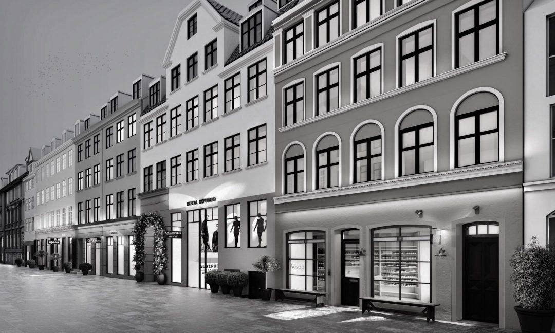 Nyhavn – St. Strandstræde